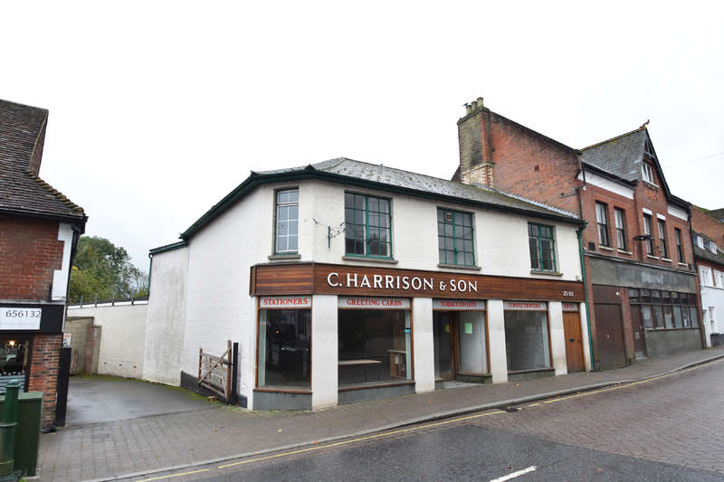 Shop Commercial for rent in 23-25 High Street, Fordingbridge, Hampshire SP6 1AS