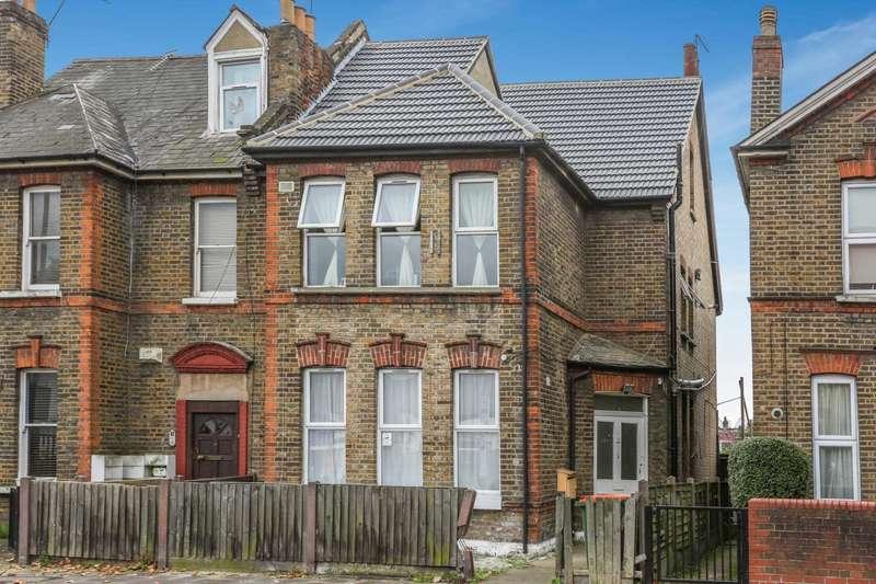 3 Bedrooms Apartment Flat for sale in Plashet Road, West Ham