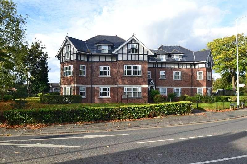 2 Bedrooms Flat for sale in Woodbury Park, 73 Torkington Road, Hazel Grove, Stockport SK7 4RL