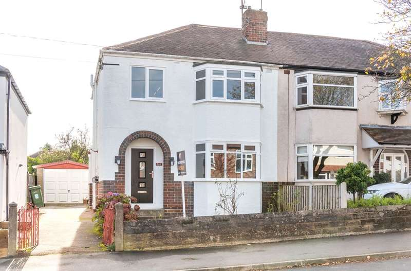 3 Bedrooms Semi Detached House for sale in 241 Westwick Road, Beauchief