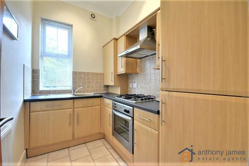 2 Bedrooms Apartment Flat for sale in Leyland Road, Southport, PR9 0NJ