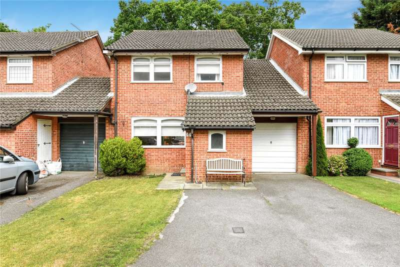 4 Bedrooms Link Detached House for sale in Cherwell Way, Ruislip, Middlesex, HA4