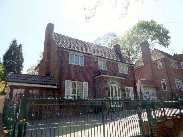 3 Bedrooms Detached House for sale in Hamstead Hill,Handsworth Wood,Birmingham