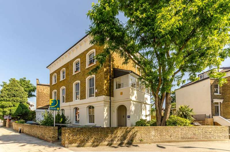 2 Bedrooms Flat for sale in Southgate Road, Islington, N1