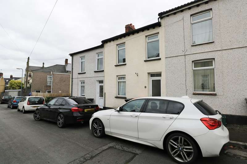 3 Bedrooms Terraced House for sale in St Julian Street, Newport, NP20