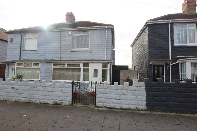 3 Bedrooms Semi Detached House for sale in Ayton Street, Newcastle Upon Tyne, NE6
