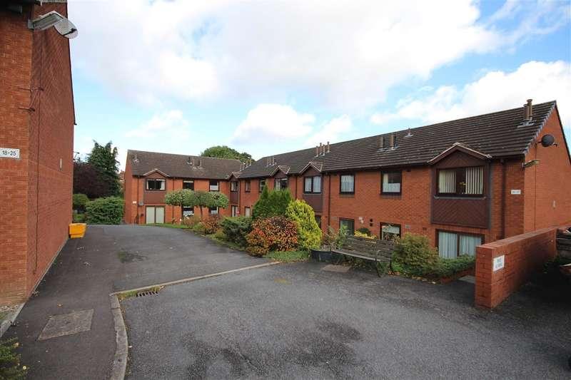 2 Bedrooms Flat for sale in Nesfield Court, Ilkeston