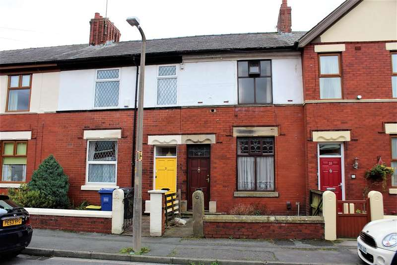 2 Bedrooms Terraced House for sale in Edward Street, Walton Le Dale, Preston