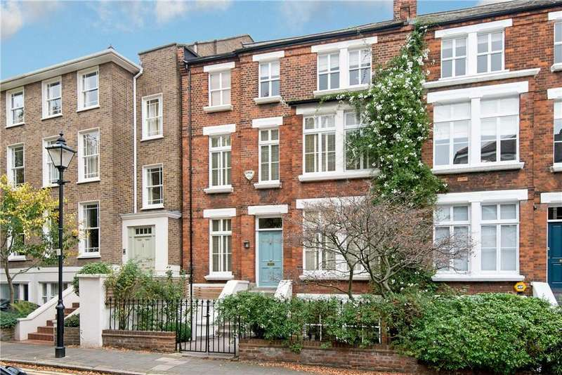 4 Bedrooms Terraced House for sale in Willow Bridge Road, Canonbury, London, N1