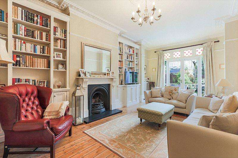 5 Bedrooms Terraced House for sale in Thurleigh Road, Wandsworth, London, SW12