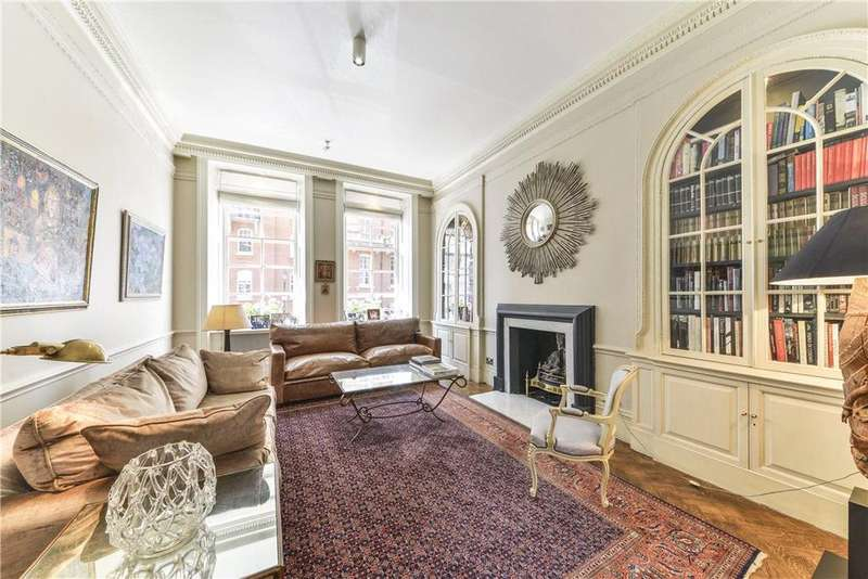 4 Bedrooms Flat for sale in Albert Hall Mansions, Kensington Gore, Knightsbridge, London, SW7