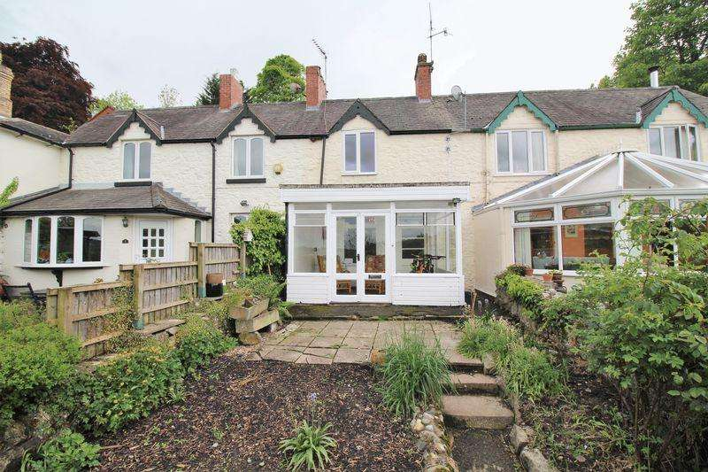 2 Bedrooms Terraced House for sale in 2 Canal Terrace, Froncysyllte