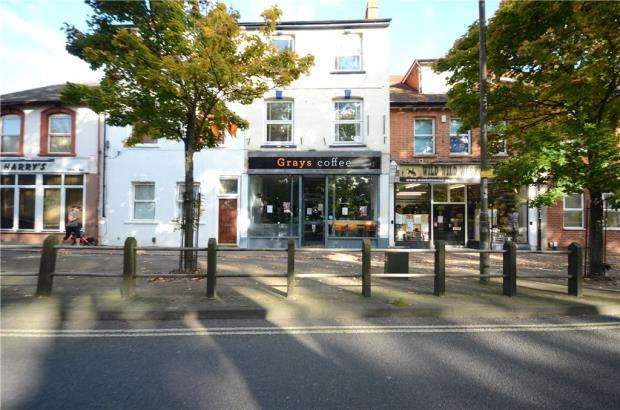 Retail Property (high Street) Commercial for rent in Lynchford Road, Farnborough, Hampshire