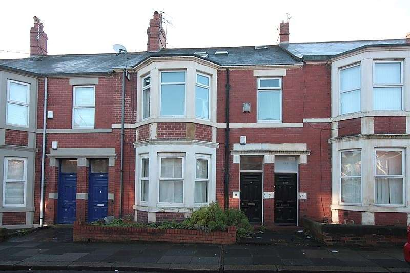 6 Bedrooms Apartment Flat for rent in Shortridge Terrace, Newcastle Upon Tyne