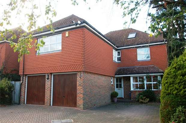 5 Bedrooms Detached House for sale in Romans End, St Albans, Hertfordshire