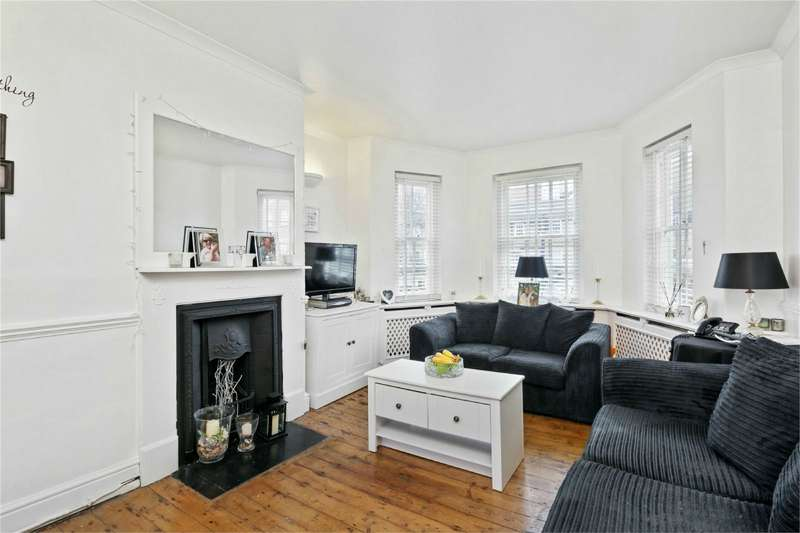 2 Bedrooms Flat for sale in St Marks Road, North Kensington