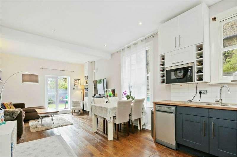 2 Bedrooms Flat for sale in Jeddo Road, Shepherds Bush, London