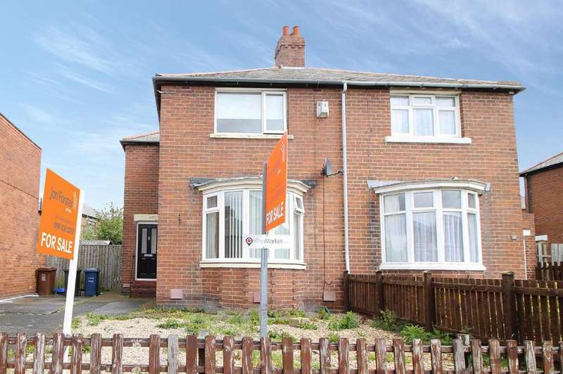 3 Bedrooms Semi Detached House for sale in Earls Drive, Denton Burn, Newcastle Upon Tyne