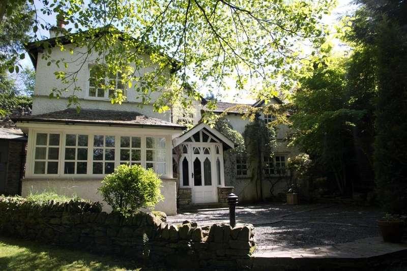 3 Bedrooms Detached House for sale in Cooks House, Ambleside Road, Windermere, Cumbria, LA23 1HA