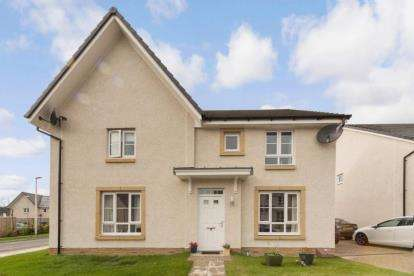 3 Bedrooms Semi Detached House for sale in Ingram Road, Stirling