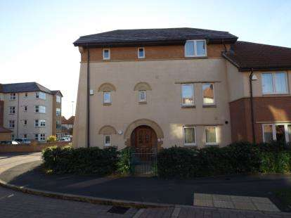 4 Bedrooms Terraced House for sale in George Stephenson Drive, Darlington