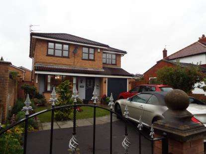 4 Bedrooms Detached House for sale in Mill Lane, Newton-Le-Willows, St Helens, Merseyside