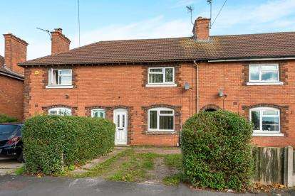 2 Bedrooms Terraced House for sale in Prospect Road, Stafford, Staffordshire