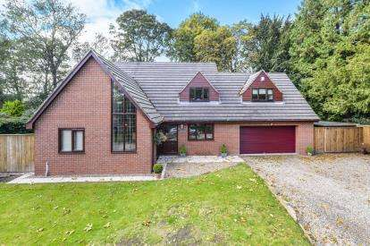 4 Bedrooms Detached House for sale in The Spinney, Darlington Road, Hartburn, Stockton-On-Tees