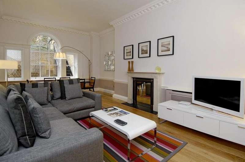 2 Bedrooms Flat for rent in Hertford Street, Mayfair, London, W1J