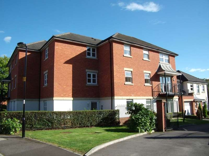 2 Bedrooms Apartment Flat for sale in Cirrus Drive, Reading