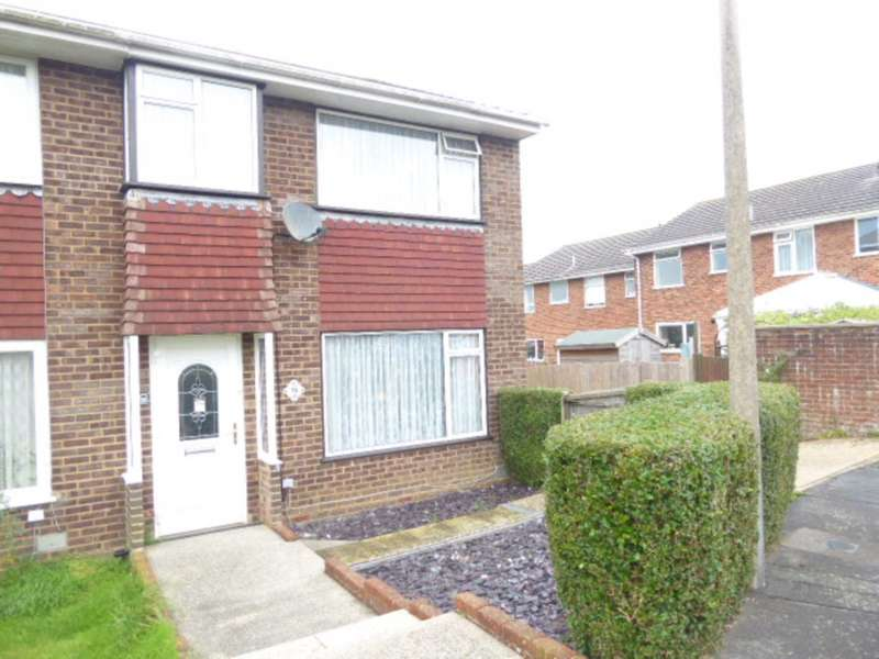 3 Bedrooms End Of Terrace House for sale in Stoneham Close, Lewes