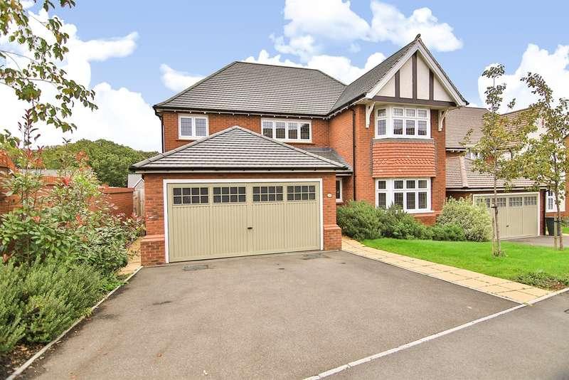 4 Bedrooms Detached House for sale in Tyn Y Berllan, Lisvane, Cardiff