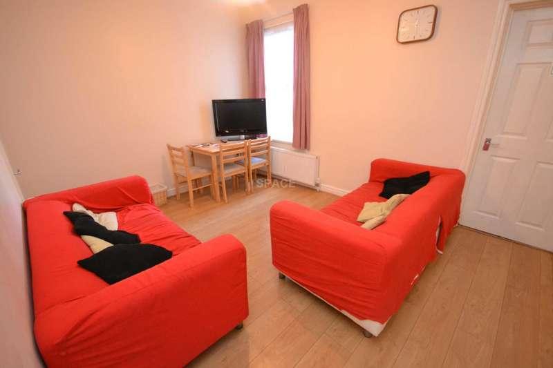 6 Bedrooms Terraced House for rent in Norris Road, Reading, Berkshire, RG6 1NJ