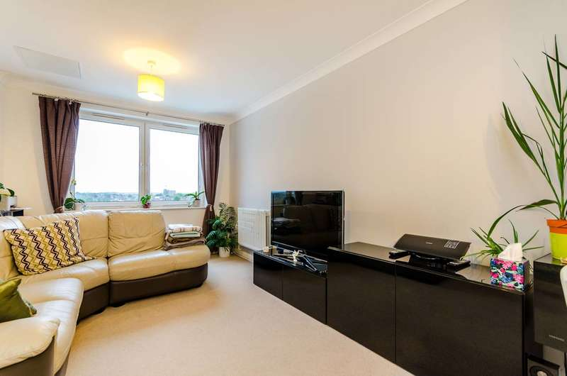 1 Bedroom Flat for sale in Crown House, New Malden, KT3