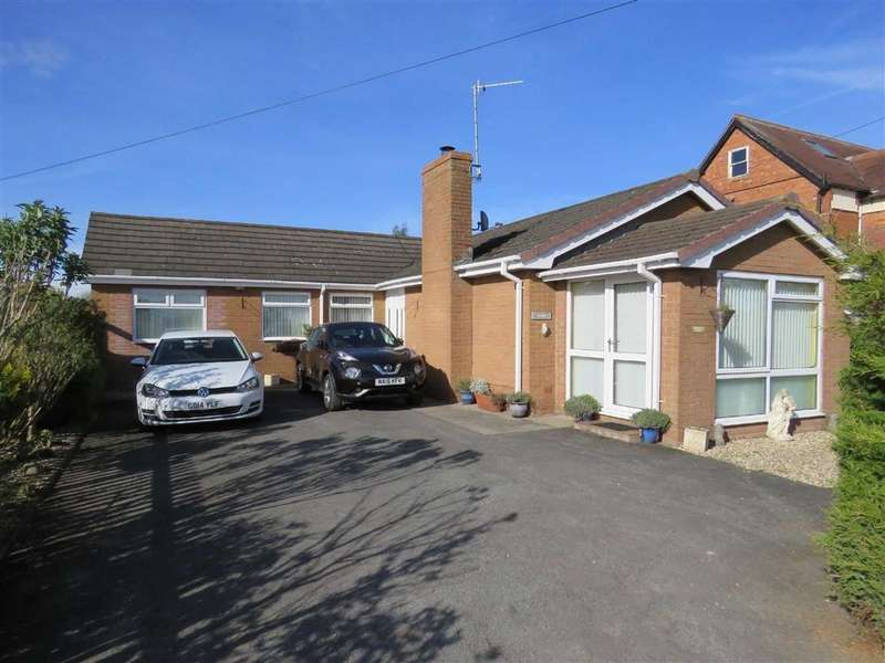 3 Bedrooms Bungalow for sale in Elson Road, Ellesmere, SY12
