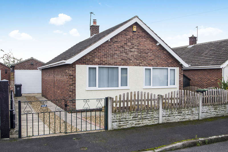 2 Bedrooms Detached House for sale in St. Johns Close, Brinsley, Nottingham, NG16