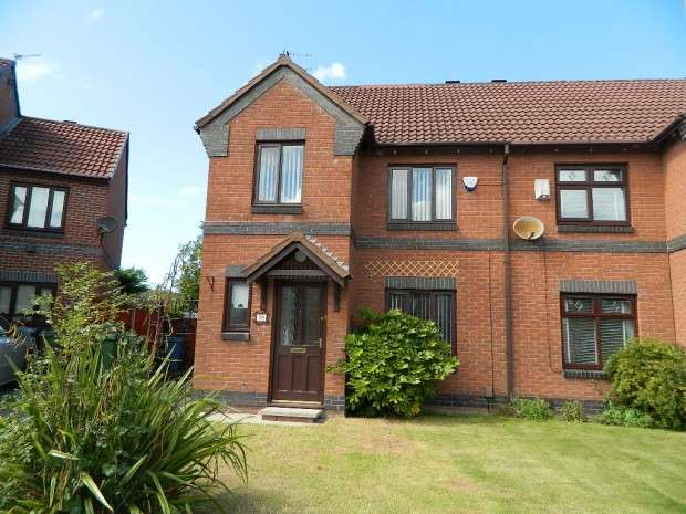 3 Bedrooms Semi Detached House for sale in Carrville Way, Liverpool, L12
