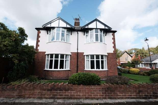 4 Bedrooms Detached House for sale in Victoria Road, Fulwood, Preston, PR2