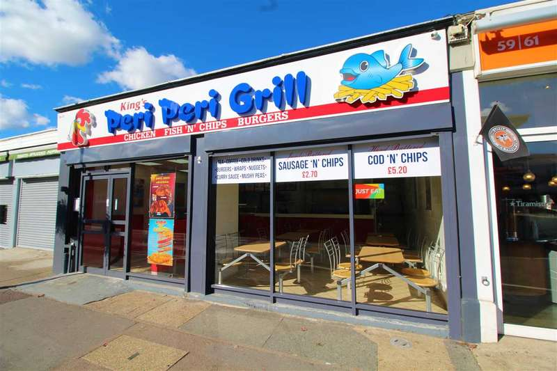 Commercial Property for rent in Undercliff Road West, Felixstowe