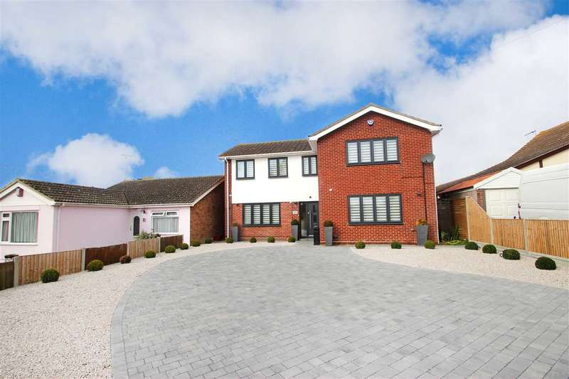4 Bedrooms Detached House for sale in Thorpe Road, Great Clacton