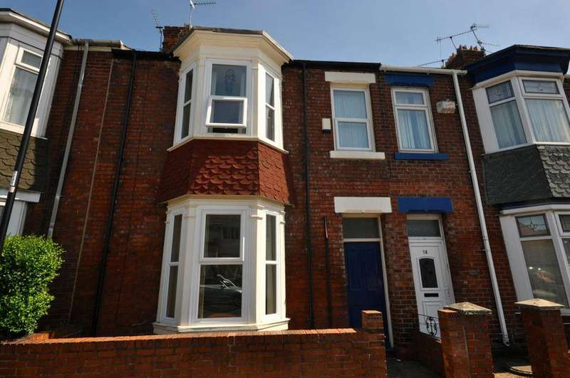 4 Bedrooms Terraced House for sale in Leamington Street, Sunderland