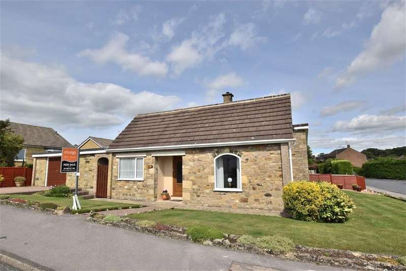 3 Bedrooms Detached Bungalow for sale in Whitefields Drive, Richmond, North Yorkshire
