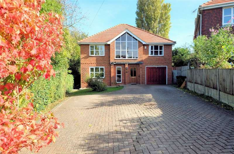 5 Bedrooms Detached House for sale in Bayview Road, WHITSTABLE, Kent