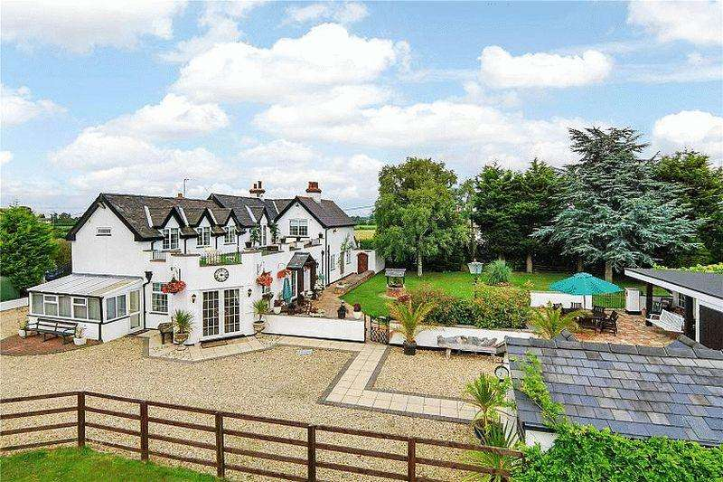 5 Bedrooms Detached House for sale in Stow Road, WILLINGHAM BY STOW