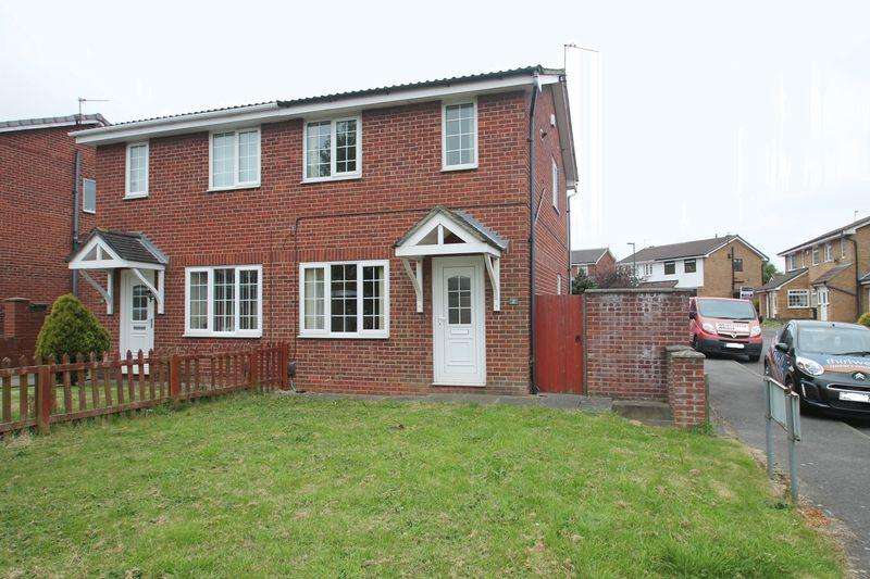 2 Bedrooms Semi Detached House for sale in Ashbourne Close, Eston