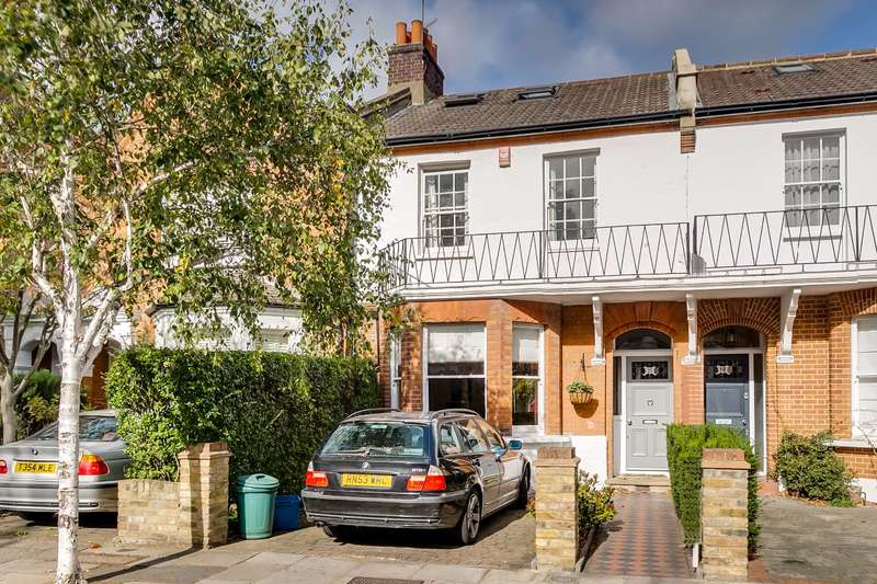 4 Bedrooms Terraced House for sale in Sidney Road, St. Margaret's