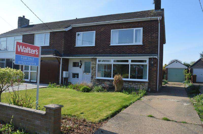 3 Bedrooms Semi Detached House for sale in Water Lane, NORTH HYKEHAM