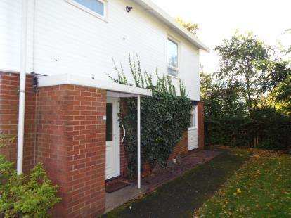 3 Bedrooms End Of Terrace House for sale in Grimley Close, Lodge Park, Redditch, Worcestershire