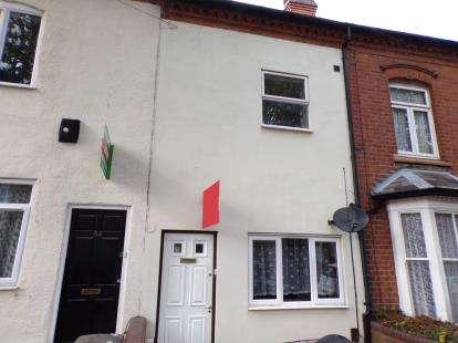 3 Bedrooms Terraced House for sale in Lottie Road, Selly Oak, Birmingham, West Midlands