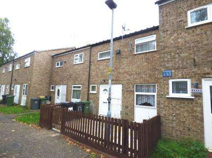 3 Bedrooms Terraced House for sale in Brynmore, Bretton, Peterborough, Cambridgeshire
